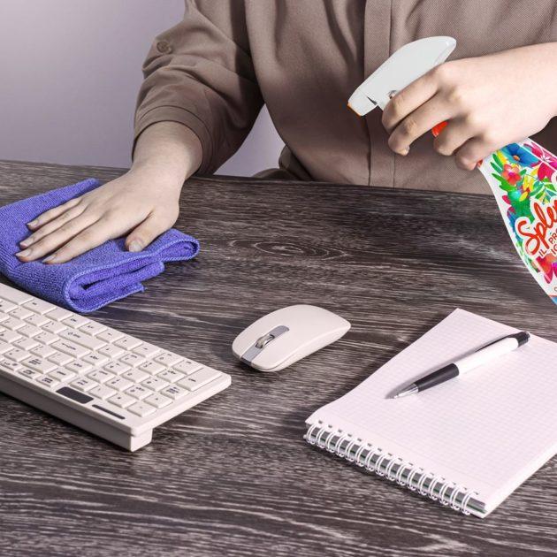 pulire smartphone e pc con splendeo